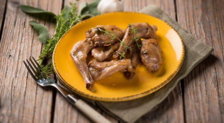 Ricetta Coniglio in Padella