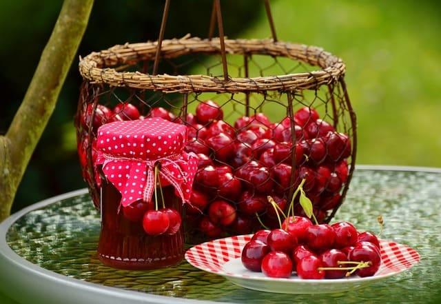 Confettura-di-ciliegie